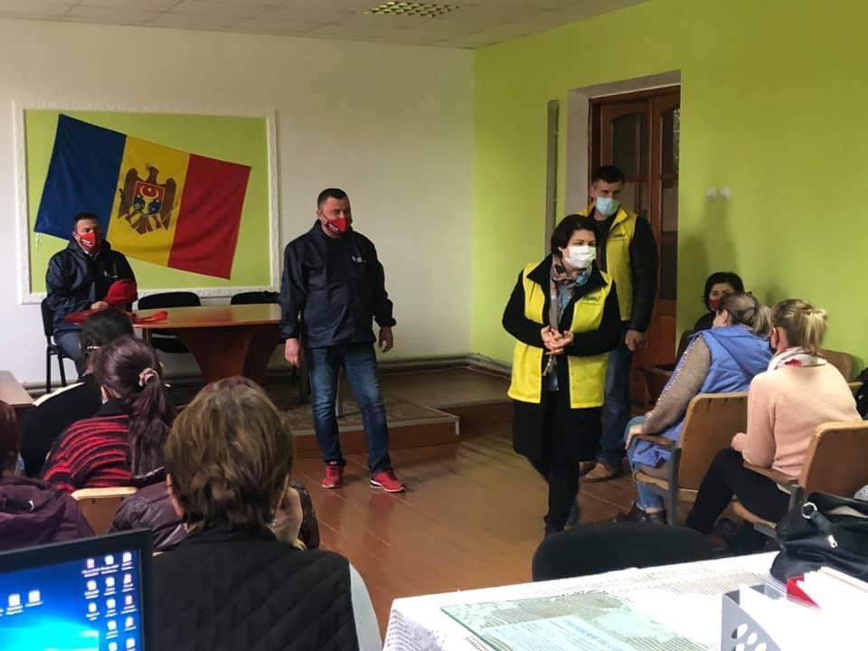 Канду объявил об объединении усилий с партией Санду против Додона (ФОТО)