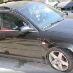Украл ключи и угнал автомобиль: злоумышленник задержан (ВИДЕО)
