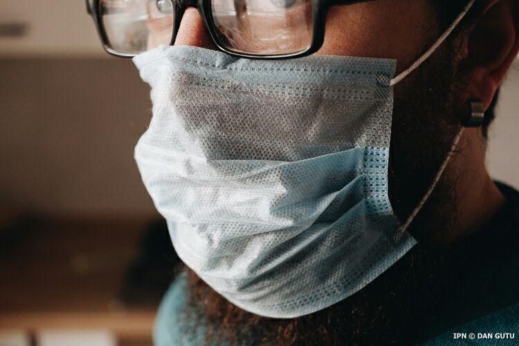 Гылка: Мы должны носить маску, чтобы защитить себя от инфекции