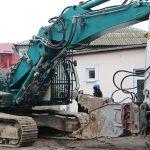Работы по демонтажу аварийных конструкций филармонии почти завершены