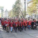 """""""Мы – за Додона!"""": Жители Бельц устроили массовую акцию в поддержку действующего президента (ФОТО)"""