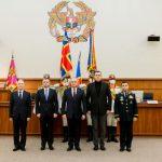 Игорь Додон представил Нацармии нового министра обороны