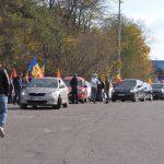 В Молдове прошёл грандиозный автопробег в поддержку Игоря Додона (ФОТО, ВИДЕО)