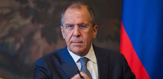Лавров поздравил Чокоя с вступлением в должность министра иностранных дел и европейской интеграции
