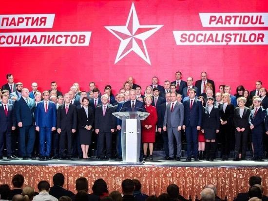 Депутаты ПСРМ предложили Игорю Додону снова возглавить формирование