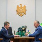 Игорь Додон провёл телефонный разговор с Дмитрием Козаком: главные темы беседы