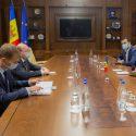 Спикер провела встречу с послом России (ФОТО)