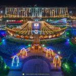 Чебан: В центре Кишинёва будет новогодняя ёлка