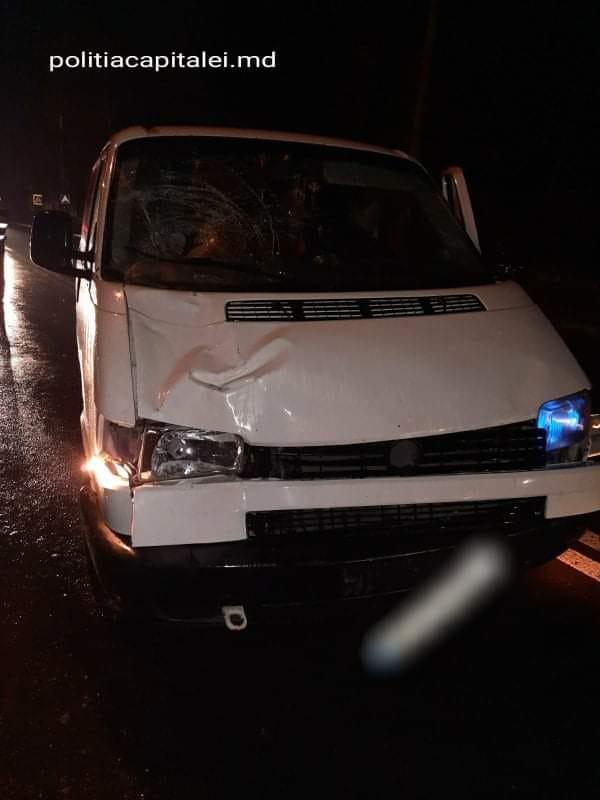 Пешеход погиб под колёсами автомобиля на Ботанике
