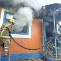 Труп пожилой хозяйки дома нашли спасатели во время тушения пожара