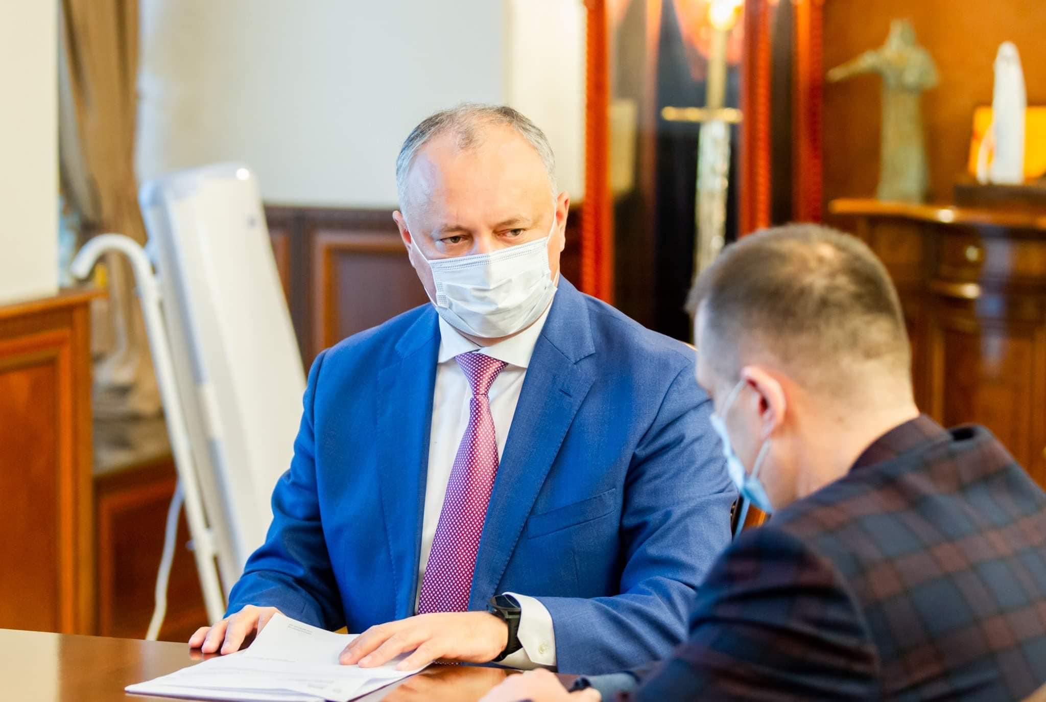 Законодательная инициатива Игоря Додона: У Молдовы будет новый Закон «О функционировании языков»! (ФОТО, ВИДЕО)