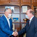 Додон обсудил с послом России своё участие в саммитах лидеров стран ЕАЭС и СНГ (ФОТО, ВИДЕО)