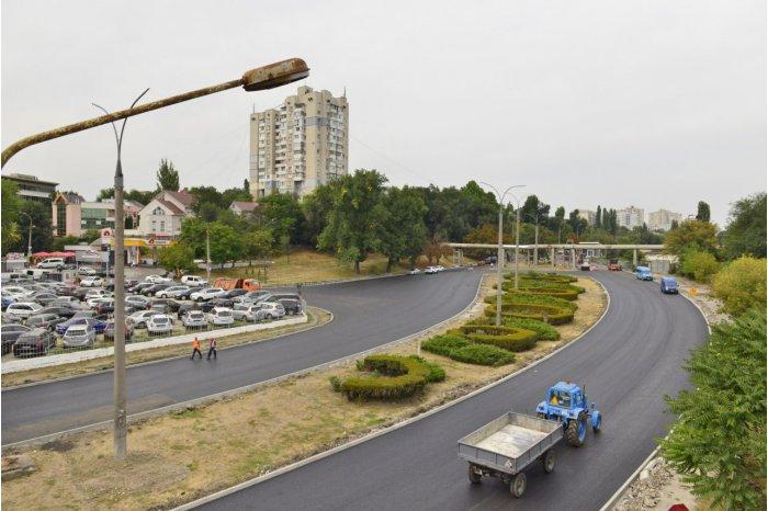 Движение по улице Албишоара вскоре будет частично возобновлено