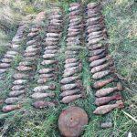 Более 100 снарядов времён ВОВ нашли и обезвредили сапёры в Каушанах