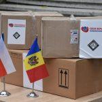 Чехия передала Молдове партию медоборудования