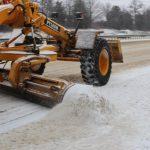 В Молдове началась подготовка национальных дорог к зимнему периоду