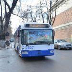 Ботанику и Буюканы свяжет новый троллейбусный маршрут