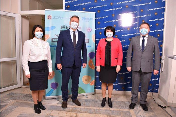 Более 10% используемых гражданами Молдовы лекарств – антибиотики