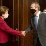 Зинаида Гречаный встретилась с послом Швейцарии