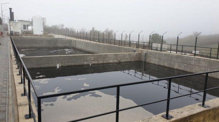 На полигоне отходов в Цынцаренах заработала станция очистки сточных вод