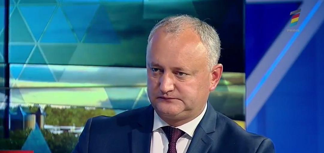 Соглашение о российском кредите и новая программа с МВФ будут подписаны в ближайшие недели, – Додон