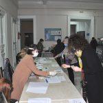 Второй тур президентских выборов в Молдове: ситуация на 15.00