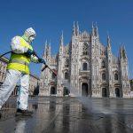 Италия объявила локдаун из-за коронавируса. Вводится комендантский час