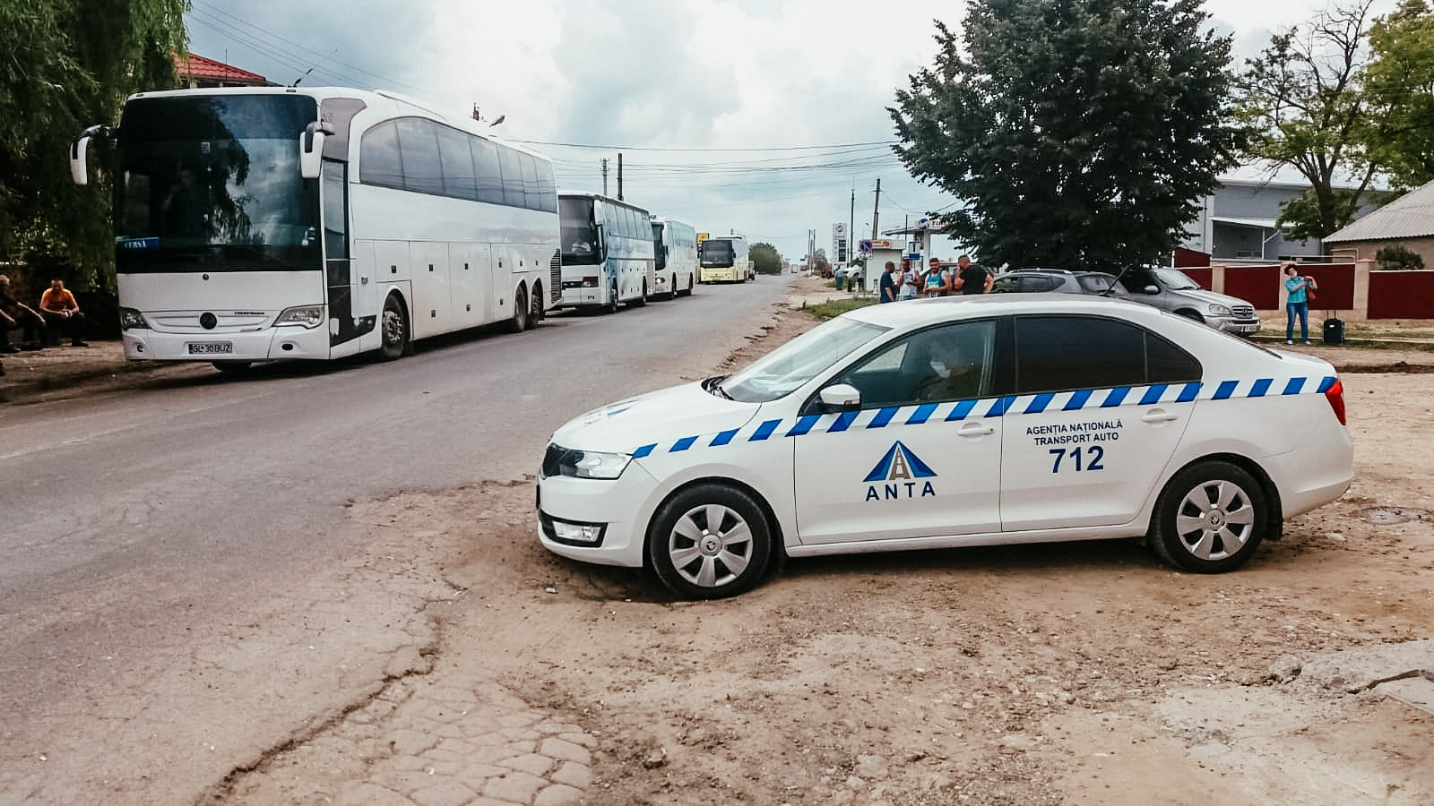 ANTA будет следить за соблюдением правил, касающихся перевозки пассажиров, и во втором туре выборов