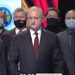 Игорь Додон - гражданам: Давайте будем вместе ради нашей страны, наших детей, ради будущего Молдовы!(ВИДЕО)