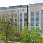 Мужчина упал с 4-го этажа больницы Архангела Михаила