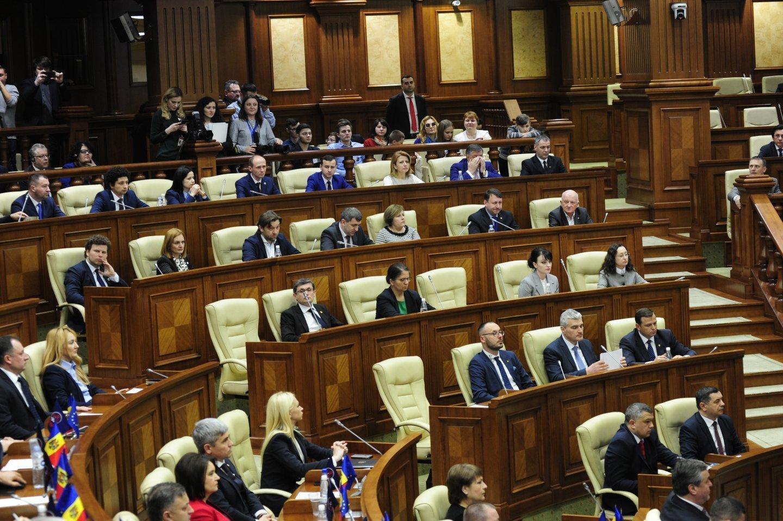 Депутаты партии Санду не могут работать до 21.00 – у них телеэфиры (ВИДЕО)