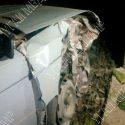 До магазина не доехал: пьяный водитель протаранил остановку