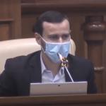 """Депутаты """"АКУМ"""" отказались голосовать за собственный законопроект из-за того, что румынский язык в нём исправили на молдавский (ВИДЕО)"""