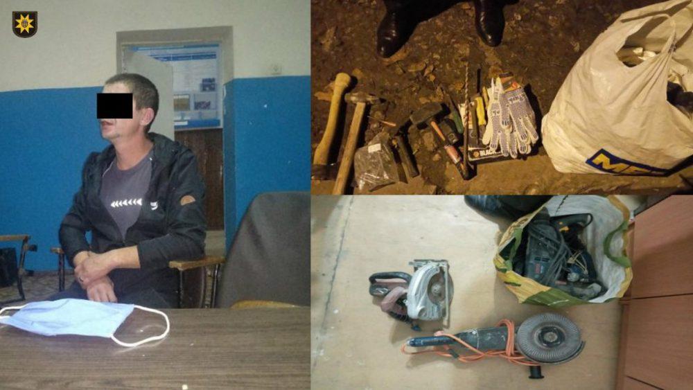 Рецидивисту, укравшему строительные инструменты на 20 000 леев, грозит новый срок