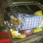Житель Чадыр-Лунги пытался незаконно провезти через границу набитую сигаретами сумку (ФОТО)