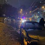 В ДТП с участием такси пострадали пассажирка и ребёнок (ФОТО)