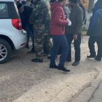 Депутат партии Санду привёз еду тем, кто блокирует доступ приднестровцев на участки (ВИДЕО)