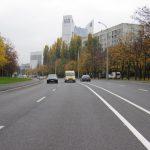 Часть улицы Албишоара открыта для движения автомобилей