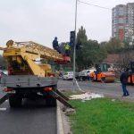 """На Албишоаре появятся """"умные"""" светофоры"""
