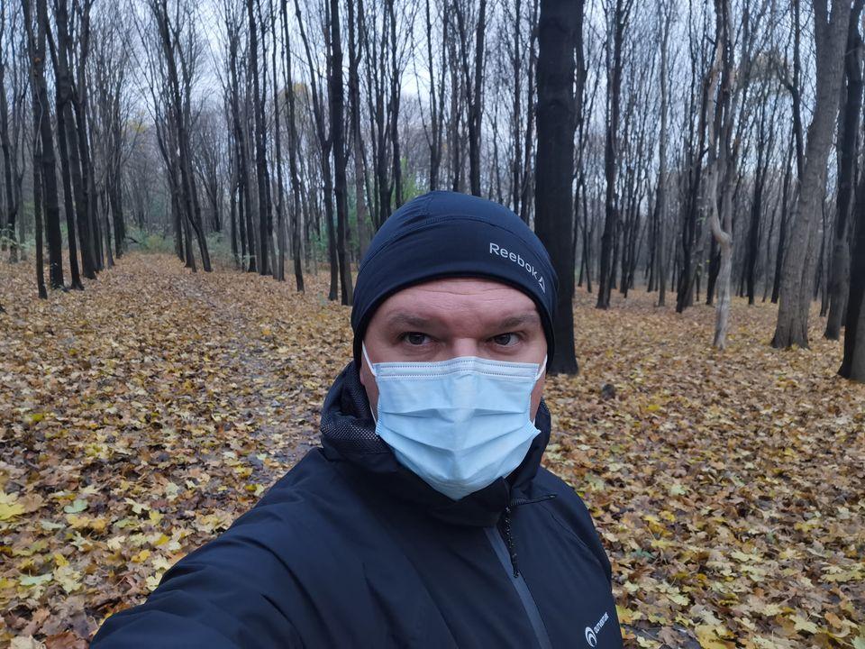 Чебан: Я ношу маску, потому что мне не всё равно