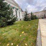 """Чебан о тех, кто критикует модернизацию сквера """"Михай Эминеску"""": Некоторые из них даже не знали о существовании памятника великому поэту"""