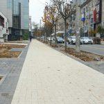 Генпримар потребовал устранить несоответствия, обнаруженные на тротуарах на улицах Пушкина и Бэнулеску-Бодони (ФОТО)