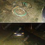 Нетрезвый мужчина попал под колёса автомобиля