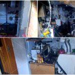 Замкнула проводка: бдительной тираспольчанке удалось предотвратить пожар