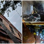 Курил в квартире: бендерчанин едва не погиб во время пожара