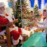 COVID-ситуация в мире: в США детям запретят сидеть на коленях у Санта-Клауса