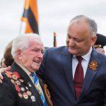 Додон на саммите глав государств СНГ: В Молдове помнят и свято чтут подвиг всего советского народа!