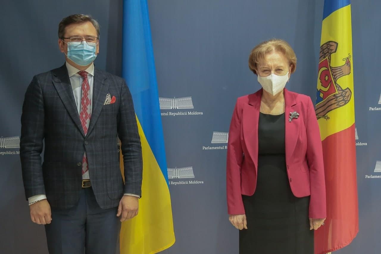 Гречаный: Молдова и Украина должны укреплять дружбу и сотрудничество!