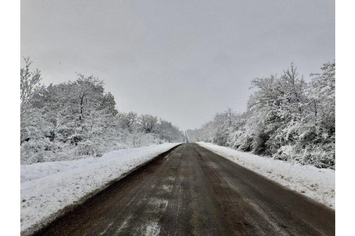 В Госадминистрации дорог рассказали о ситуации на трассах страны после снега