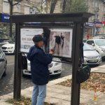 Местные власти осудили действия вандалов, испортивших посвящённые врачам фотовыставки